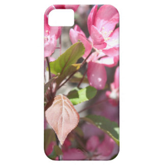 Pink Spring Flower Blossoms Barely There iPhone 5 Case