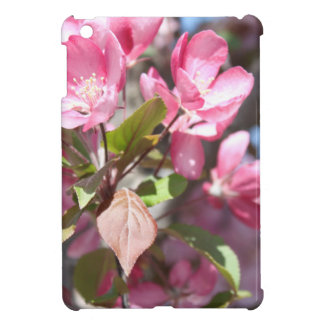 Pink Spring Flower Blossoms Case For The iPad Mini