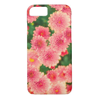 Pink Spring Flowers iPhone 7 Case