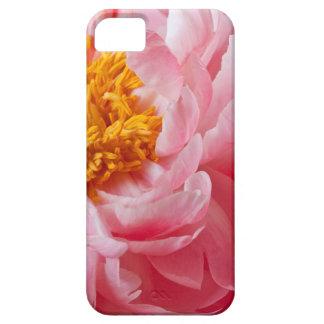 Pink Spring Peony Flower - Peonies Template iPhone 5 Case