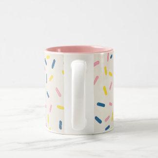 Pink Sprinkles Mug