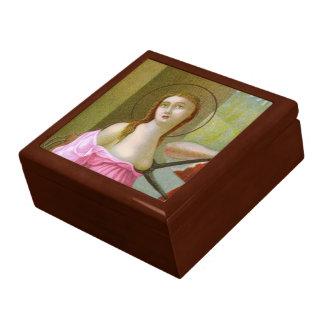Pink St. Agatha (M 003) Gift Box