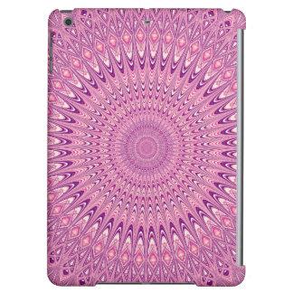 Pink star mandala