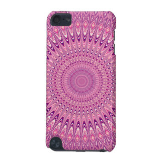 Pink star mandala iPod touch (5th generation) cover