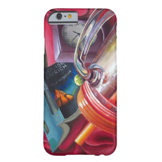 Pink Still Life Barely There iPhone 6 Case