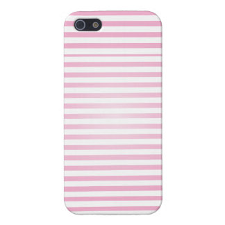 Pink Stripes Iphone case iPhone 5 Covers