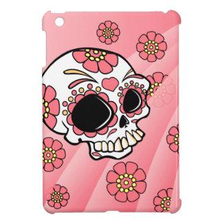 Pink Sugar Skull1 Cover For The iPad Mini