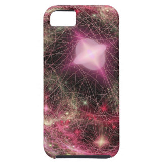 Pink Super Nova Tough iPhone 5 Case