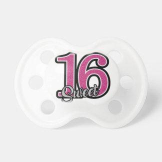 Pink Sweet Sixteen Dummy