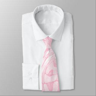 Pink Swirl Tie