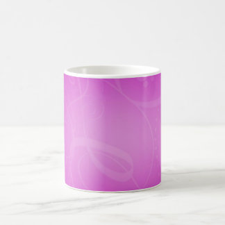 Pink Swirlie Coffee Mug