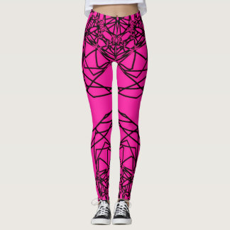 PINK SYNERGY Leggings