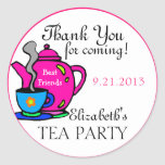 Pink Tea Party-Thank You