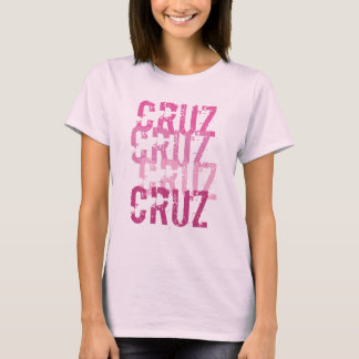 PINK Ted Cruz 2018 Election Gear T-Shirt