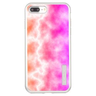 Pink Thunder Storm Sky Incipio DualPro Shine iPhone 8 Plus/7 Plus Case