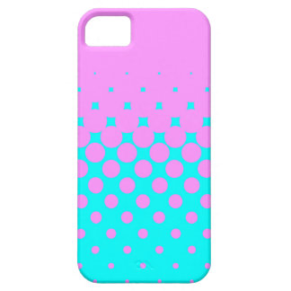 Pink to Blue Case For The iPhone 5