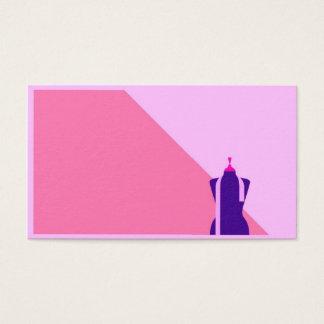 Pink Torso Business Card