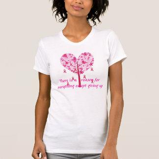 Pink Tree of life Layered T-Shirt