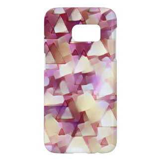 Pink Triangle Samsung Case