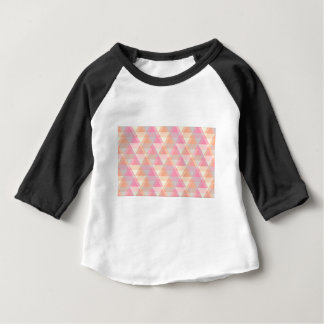 Pink Triangles Baby T-Shirt