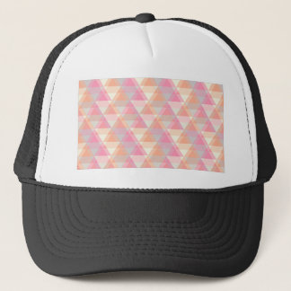 Pink Triangles Trucker Hat