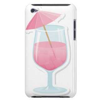 Pink Tropical Cocktail iPod Touch Cases