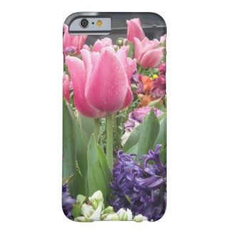 Pink Tulip Forest iPhone 6 Case
