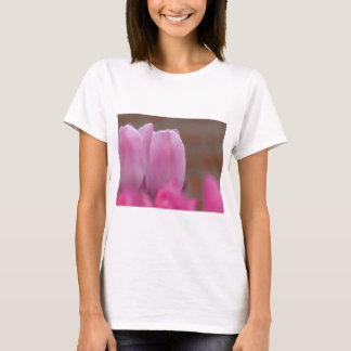 Pink tulip T-Shirt