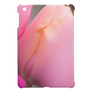Pink Tulips Case For The iPad Mini