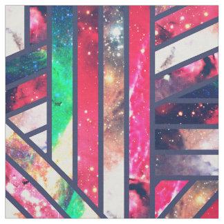 Nebula fabric for Galaxy nebula fabric