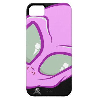 Pink UFO Martian Alien Cute Space iPhone 5 Cases