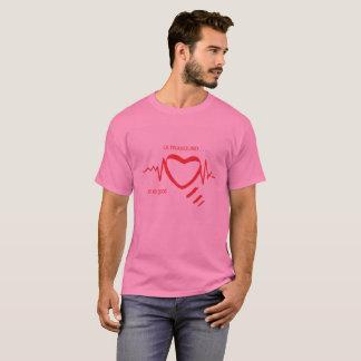 pink ultrasound Hz so good tee shirt