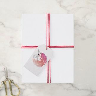 Pink Unicorn Gift Tags