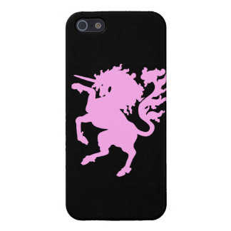 Pink Unicorn iPhone 5 Covers
