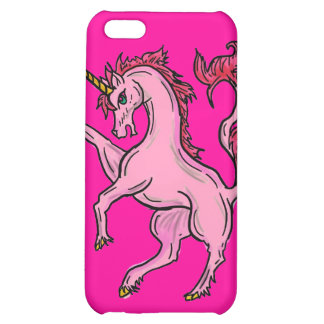 Pink Unicorn iphone case iPhone 5C Cover