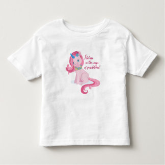 Pink Unicorn Magic Of Possibilities Shirt