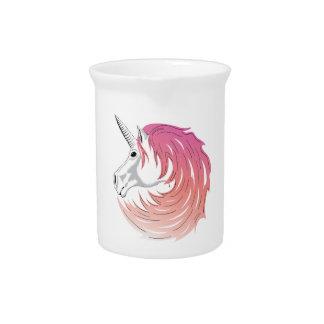 Pink Unicorn Pitcher