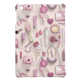 Pink Vanity Table Cover For The iPad Mini