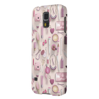 Pink Vanity Table Galaxy S5 Cases