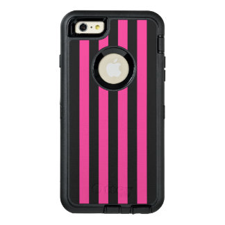 Pink Vertical Stripes OtterBox iPhone 6/6s Plus Case