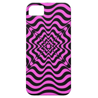 Pink Vortex Barely There iPhone 5 Case
