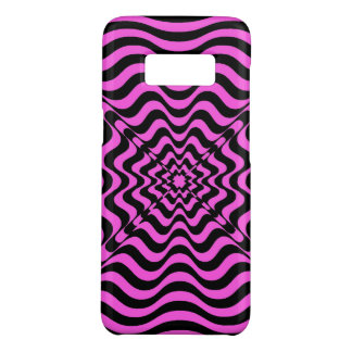 Pink Vortex Case-Mate Samsung Galaxy S8 Case