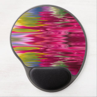 Pink Water custom personalize Gel Mouse Pad
