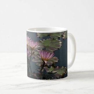 Pink Waterlilies Coffee Mug