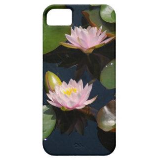 Pink Waterlilies iPhone 5 Case