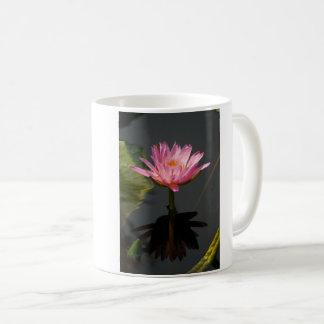 Pink Waterlily Coffee Mug