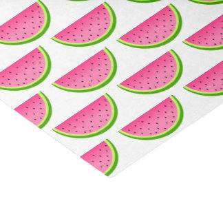 Pink Watermelon Pattern Tissue Paper