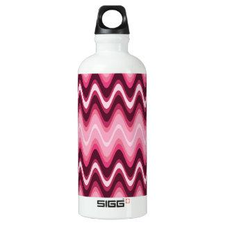 Pink Waves Drink Bottle SIGG Traveller 0.6L Water Bottle