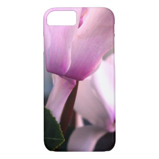 Pink White  Flowers Apple iPhone 7, Barely There iPhone 8/7 Case