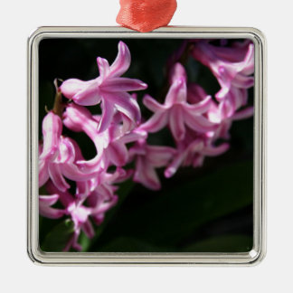 Pink-White Spring Flowers Christmas Tree Ornaments